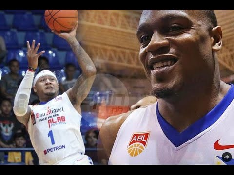 Justin Brownlee bats for Alab teammate Ray Parks as local MVP in Asean Basketball League