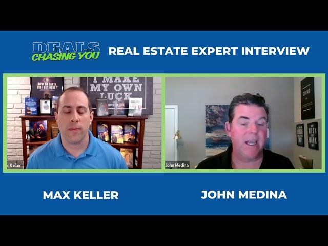 REI Expert Interview - John Medina - April 2021