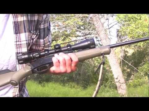 ROSSI  223 YOUTH MODEL RIFLE- single shot (quick look) - YouTube