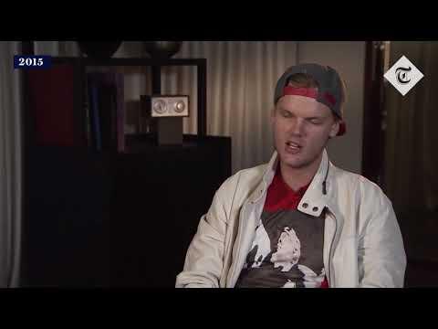 Avicii's last interview before his death