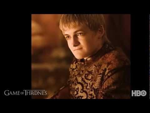 Game Of Thrones - Season 3 Slide Promo
