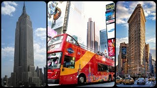 New York City Open Bus Tour 2017 City Sightseeing