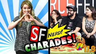 Thanksgiving Charades on SF Plays!