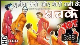 Komal choudhary new dance 2019  Sapna choudhary ko be Kiya fall desi Live