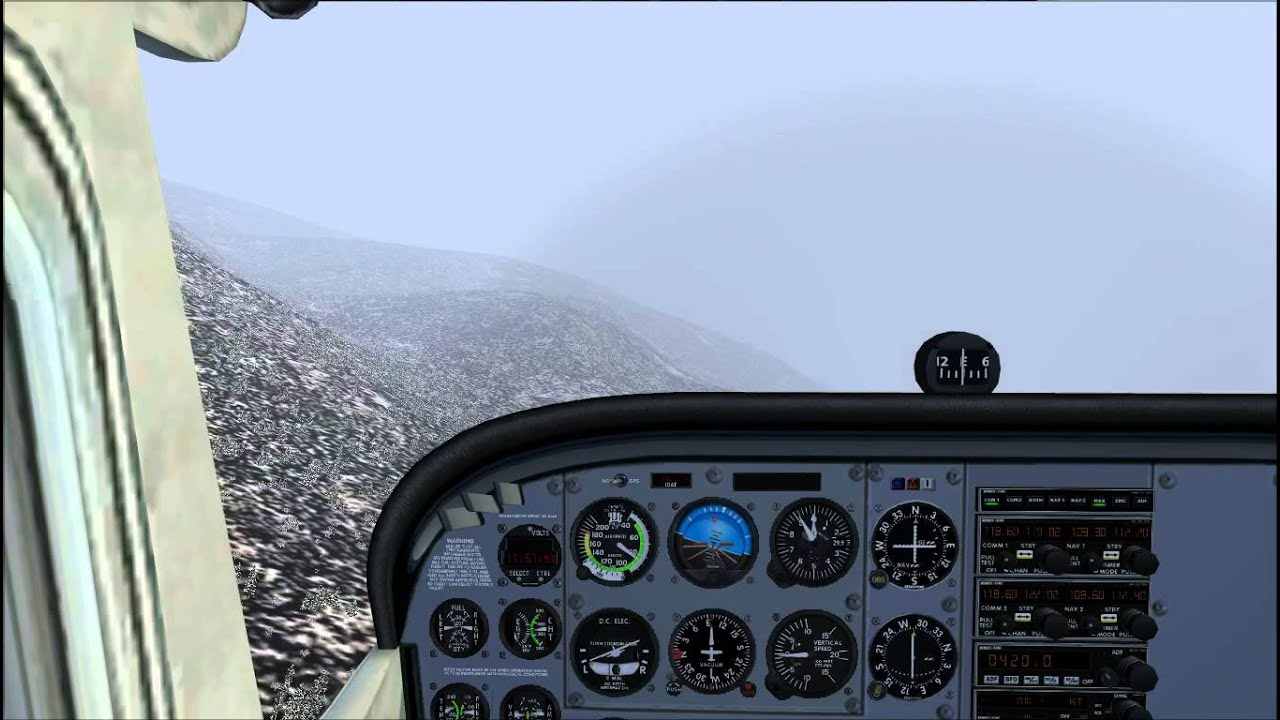 Circuit at Buckhorn Ranch (0CO2) - Cessna 182 (FS2004)