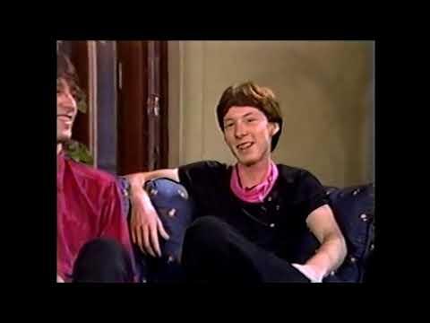 1983 Rock On TV Interviews - Talking Heads, REM, Bryan Adams