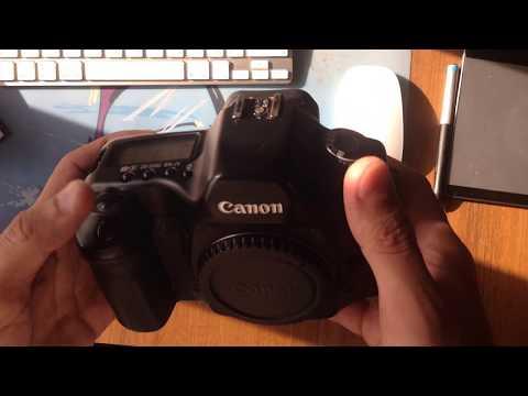 Самый первый Canon