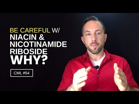Why You Should Be Careful With Niacin And Nicotinamide Riboside | Chris Masterjohn Lite #54