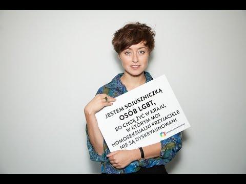 Natalia Przybysz wzruszająco o ślubie przyjaciółki - lesbijki!