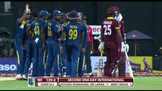 Highlights: 2nd ODI at R Premadasa – Windies in Sri Lanka 2015
