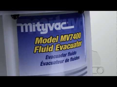 how to use mityvac mv8000