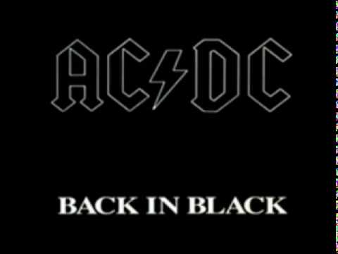 AC/DC-Back In Black - Shake a Leg