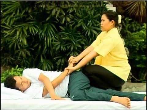 WAT PO Thai Massage School in Bangkok