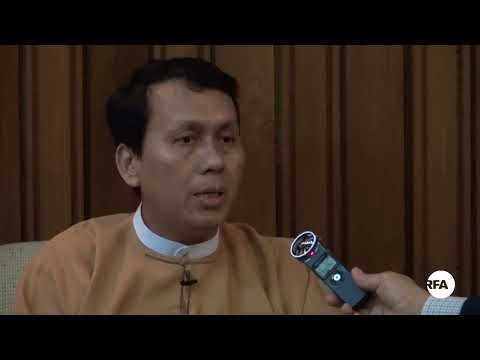 RFA Interview with Yangon Chief Minister
