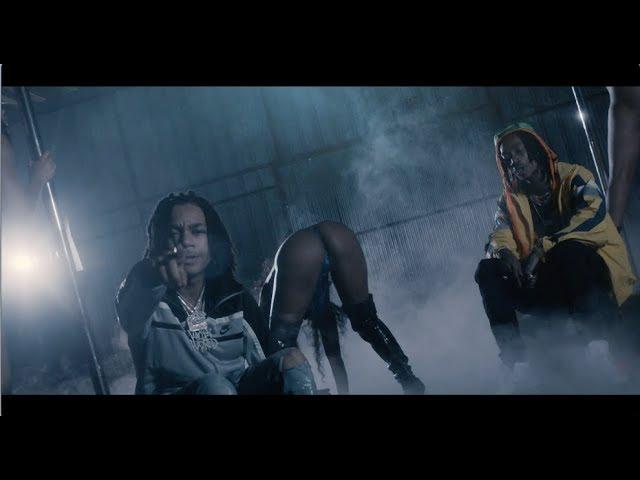 YBN Nahmir - Cake (feat. Wiz Khalifa) [Official Video]