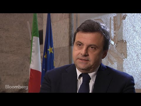 U.K. Should Have `Canada Plus Plus Plus' Brexit Deal, Italy Says