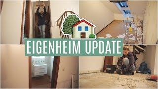 ABENTEUER EIGENHEIM #4 - Kleines Update ❘ PLANÄNDERUNG ❘ Dachboden ❘ MsLavender