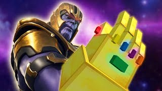 Thanos Infinity Handschuh - MINECRAFT MOD - Avengers Infinity War