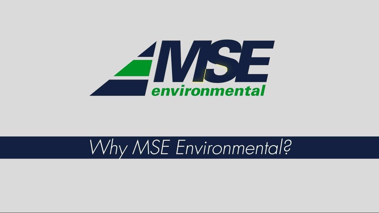 MSE ENVIRONMENTAL logo