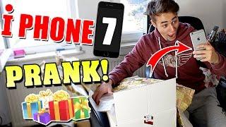 iPhone 7 GEBURTSTAGS PRANK AN BRUDER! Max und Chris