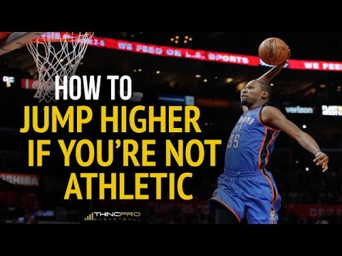"How to: Jump Higher If You're Not Athletic (What Is ""Natural"" ""Vertical Jump"" Ability?)"
