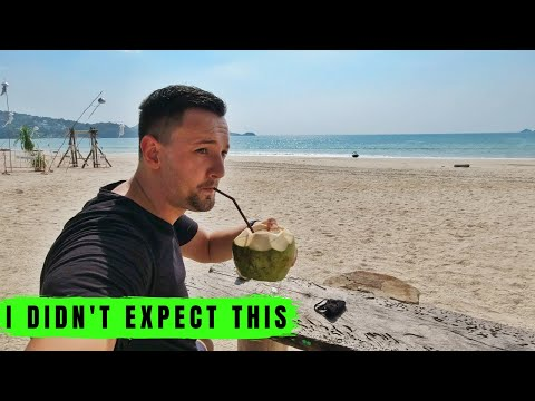 You Won't Believe How Phuket Without Tourists Looks Like (Patong 2021 First Impressions)