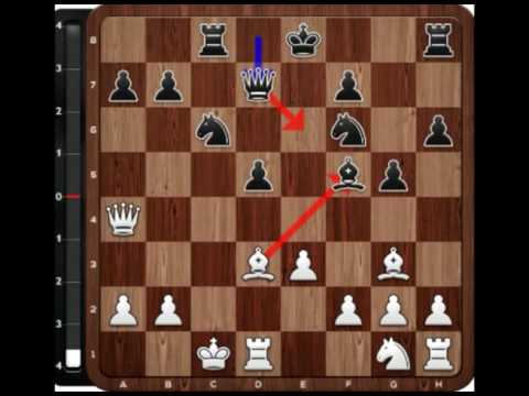(10) Mikhail Botvinnik vs Paul Keres (Campeonato de la URSS, 1941) // Defensa Nimzoindia