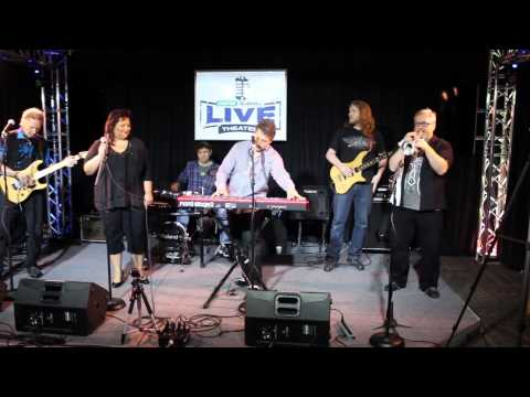 Girls Love Rockets @ 95.7 The Jet's Live Theater - Montage and Ending