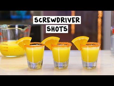 Screwdriver Shots