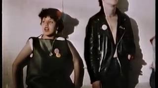 Various 1977 Punk in London, German film