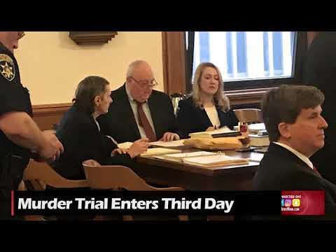 Jamestown Murder Trial Enters Third Day