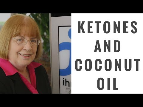 Dr. Mary Newport: How Coconut Oil and Ketones Can Improve Yo