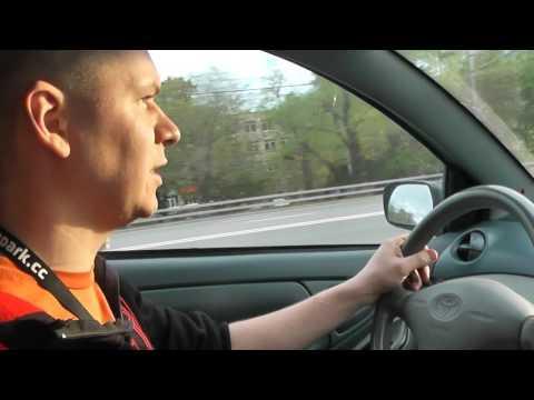 Боевая Toyota Yaris на волшебном компоненте