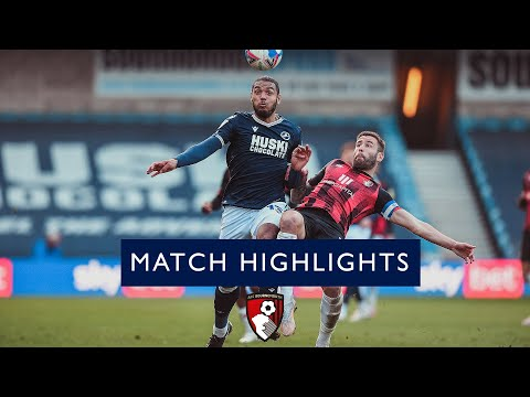 Millwall Bournemouth Goals And Highlights
