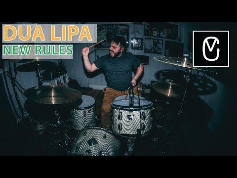 Dua Lipa X New Rules (Alison Wonderland Remix) X Drum Cover