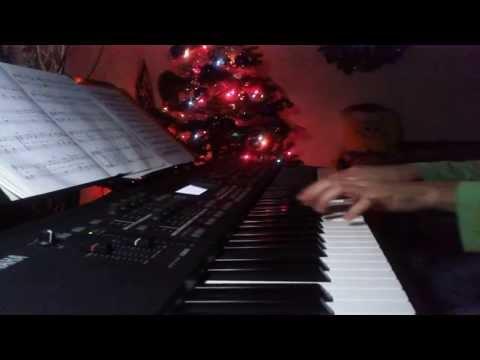The Twelve Days Of ChristmasPiano