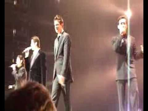 Il divo i believe in you rotterdam 2007 youtube - Il divo i believe in you ...