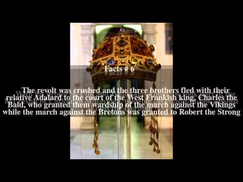 Berengar I of Neustria Top # 9 Facts