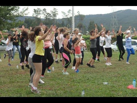 Dancas No Parque 29 6 Agua Longa Youtube