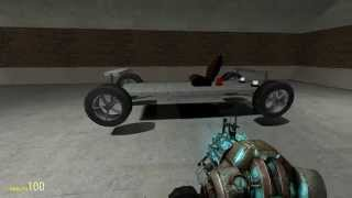 Gmod - Basic Acf Vehicle Tutorial