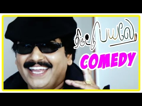 Thiruttu Payale Comedy Scenes | Jeevan | Vivek | Sonia Agarwal | Tamil Movie Comedy Scenes