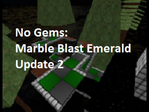 No Gems: Marble Blast Emerald Update 2