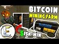 Bitcoin Mining Farm I Made $914,591 - GMOD DarkRP (Bitcoin Base)