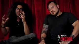 Zippo Encore Presents: Artist Spotlight Coheed and Cambria