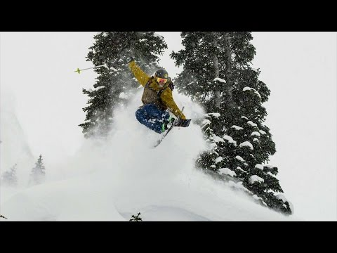 Slaying Pillow Lines In A Mountain Oasis - Almost Live Season 8 Episode 1