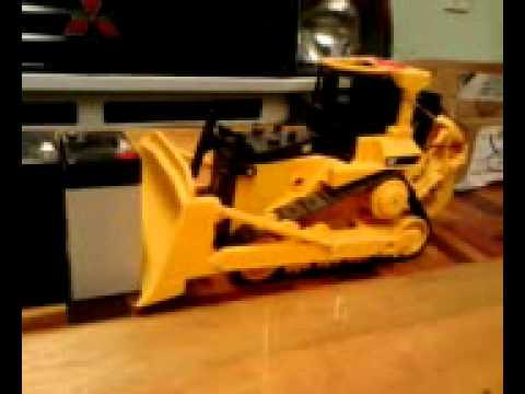 Rc bulldozer