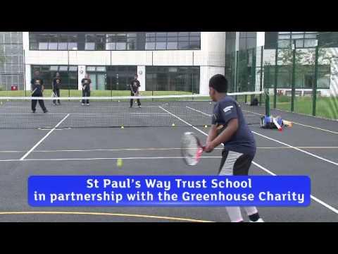Tennis Foundation Education 2013