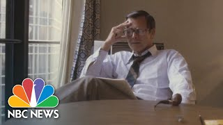 Andrea Mitchell Remembers 'Mixed Public Record' of The Late Donald Rumsfeld