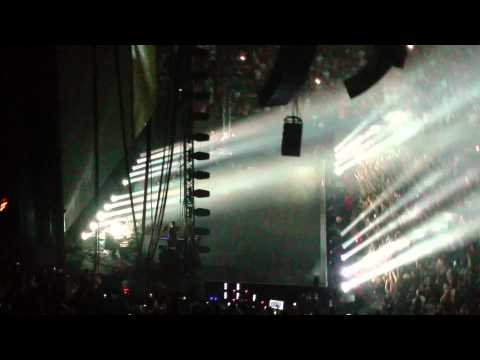 Drake Intro Melbourne, Australia 27/2/2015