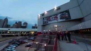 Echoes of Joe Louis Arena